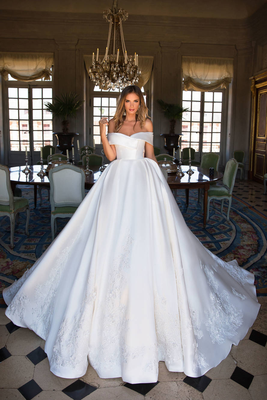 Wedding Dresses in Austin Texas at Melange Bridal