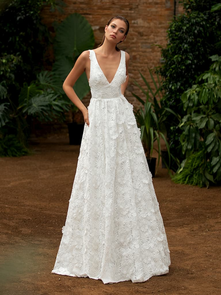 Wedding Dresses In Austin Texas At Melange Bridal
